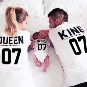 King Queen Items