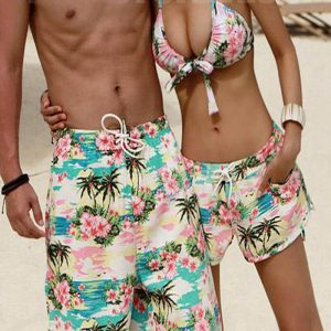 Couple Swimwear